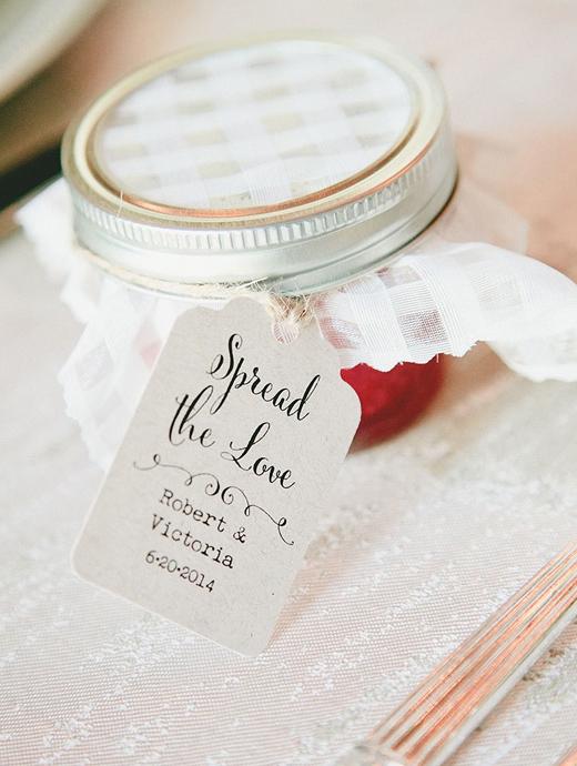 Diy Wedding Favours Rivervale Barn Weddings